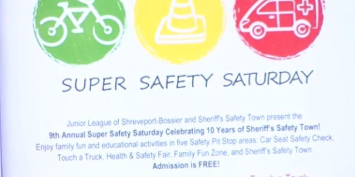 Junior League to host its 10th annual Super Safety Saturday