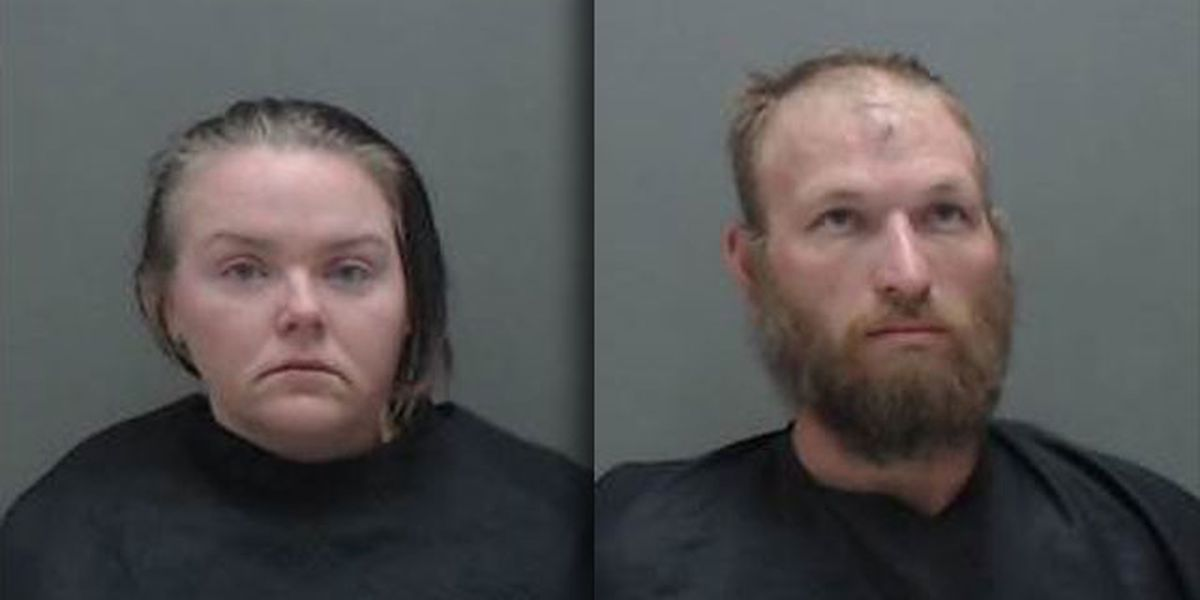 Harrison County couple arrested after 5-year-old boy found with bruises all over body