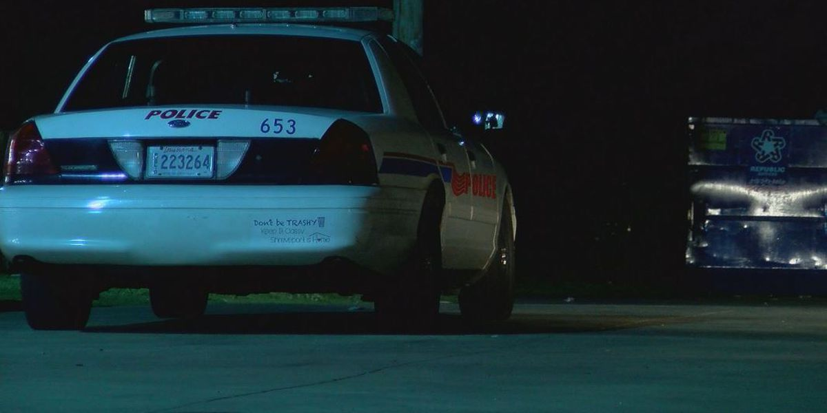 Man shot in foot at Shreveport gas station