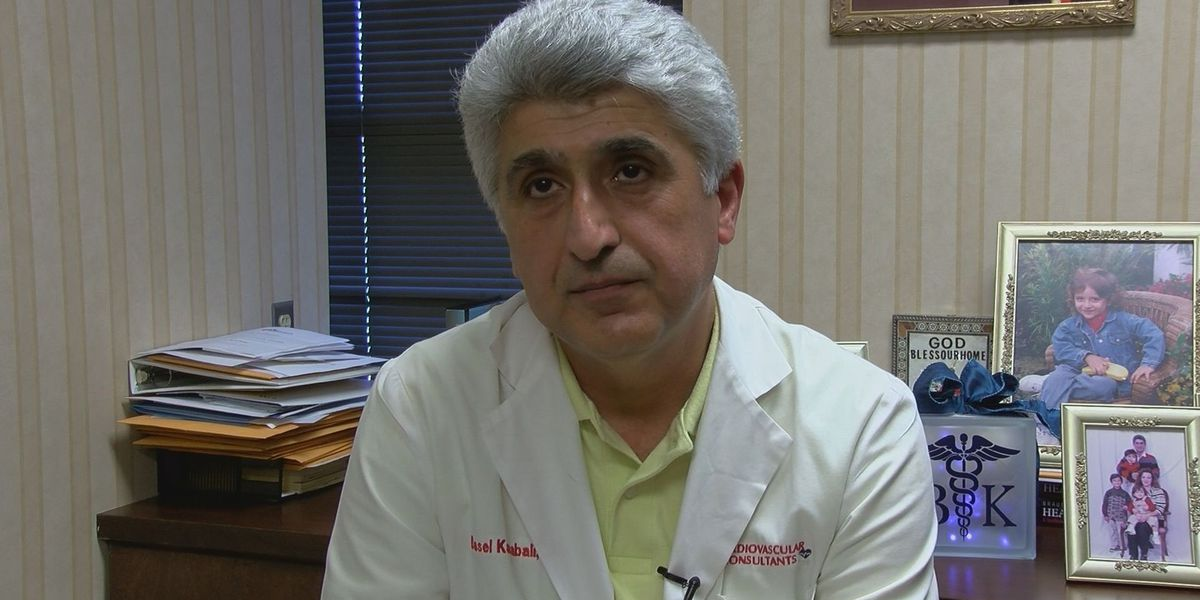 ArkLaTex doctor from Syria reacts to U.S. airstrikes