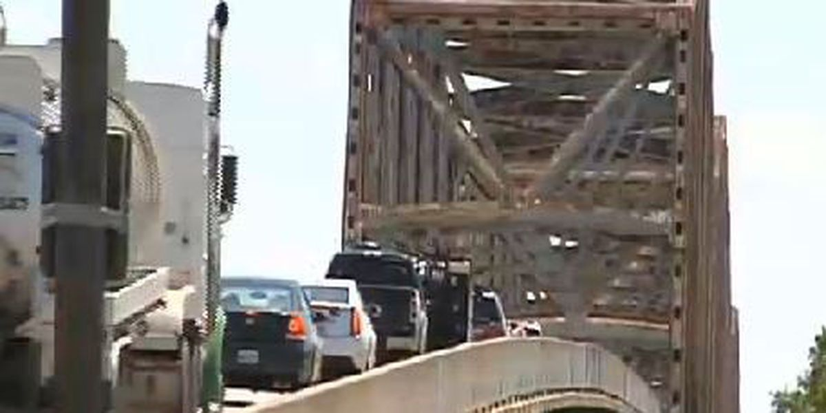 Jimmie Davis Bridge inspection could cause traffic delays