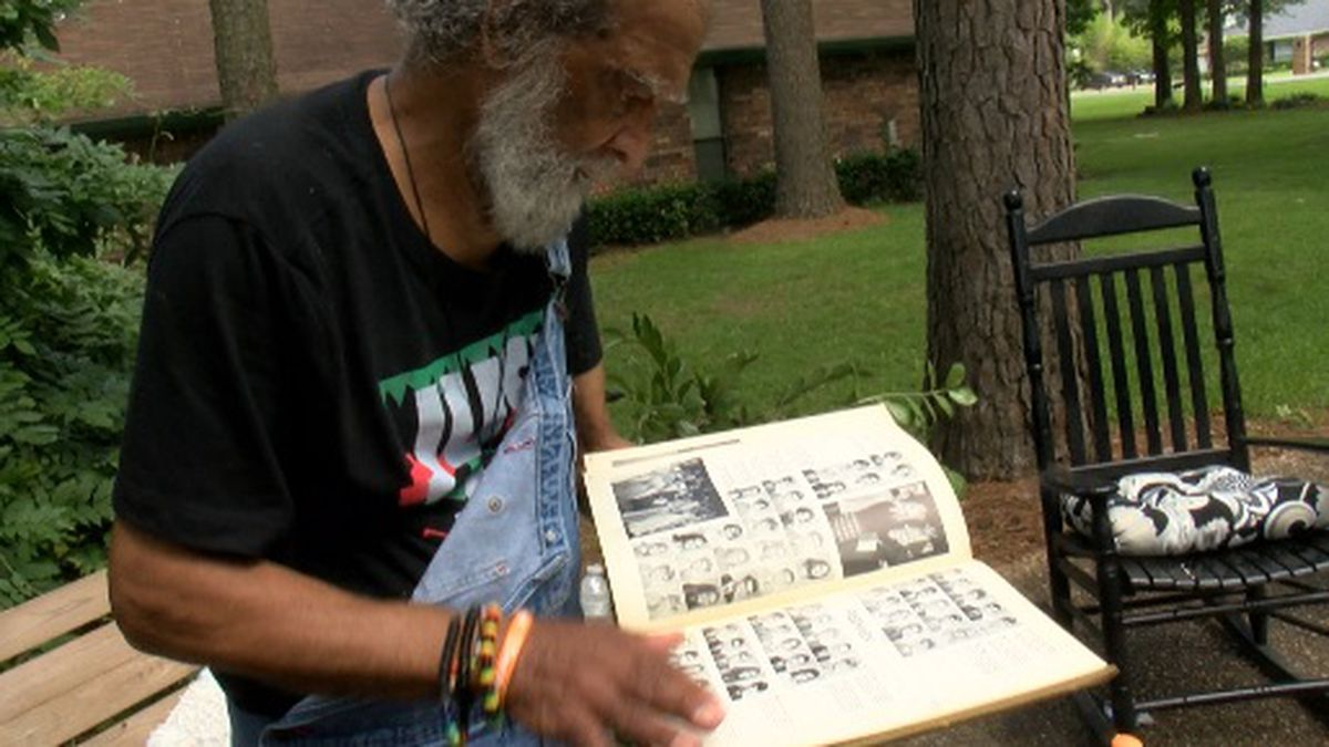 KSLA Salutes: Air Force veteran recalls protesting at Grambling State in 1967