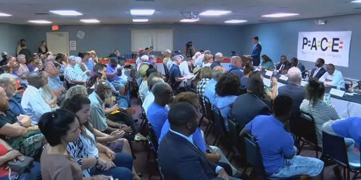 7 of 8 Shreveport mayoral hopefuls field questions at forum about LGBTQ equality