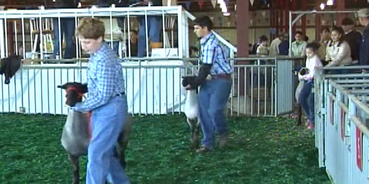 Preparations for the Louisiana State Fair underway