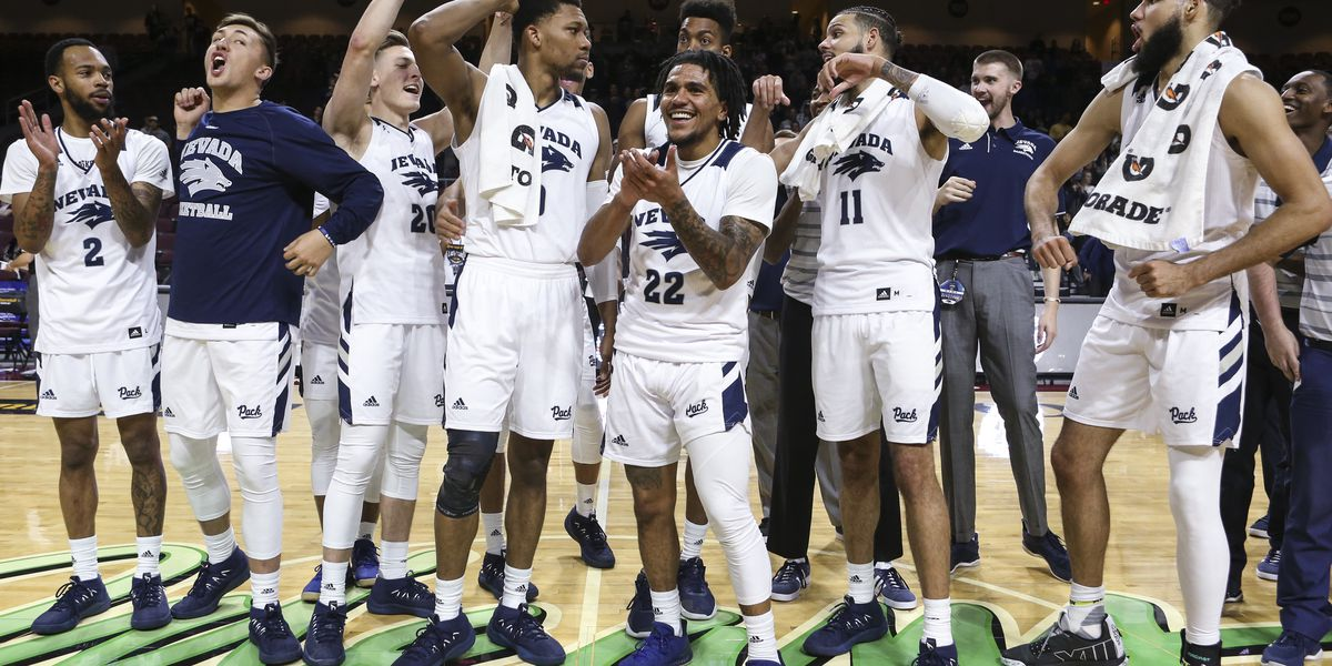 No. 6 Nevada advances in Las Vegas