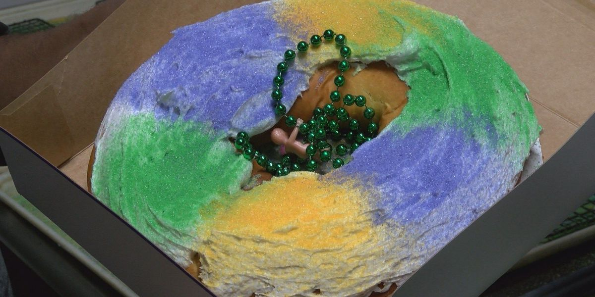 King Cake Snob offers chance to vote for Louisiana's best king cake