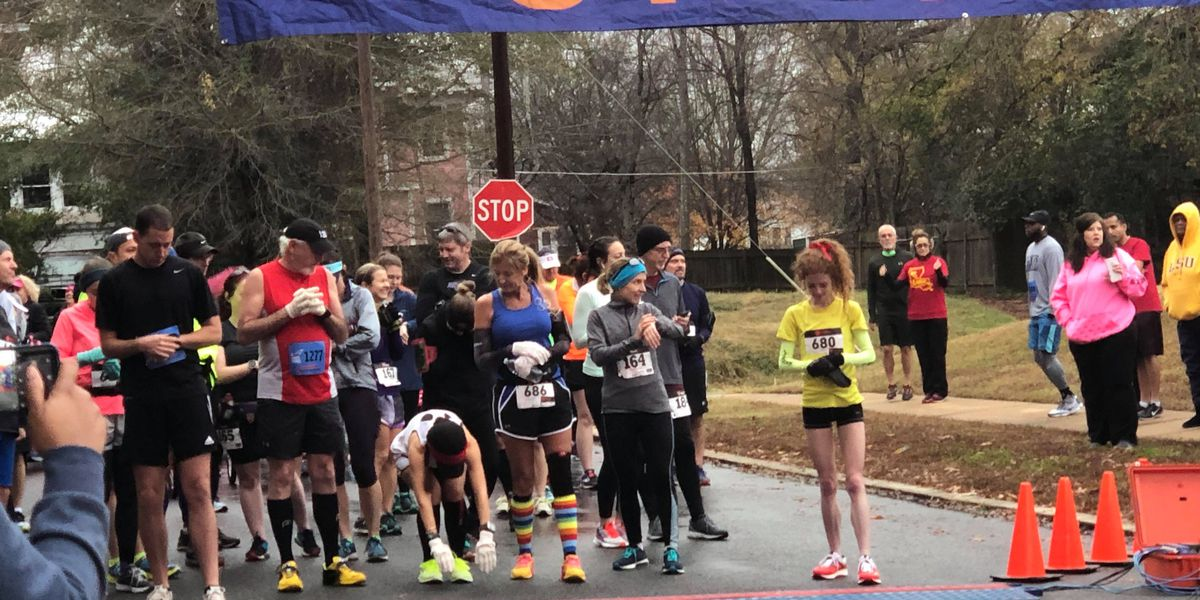 Local group holds run to benefit children with disabilities