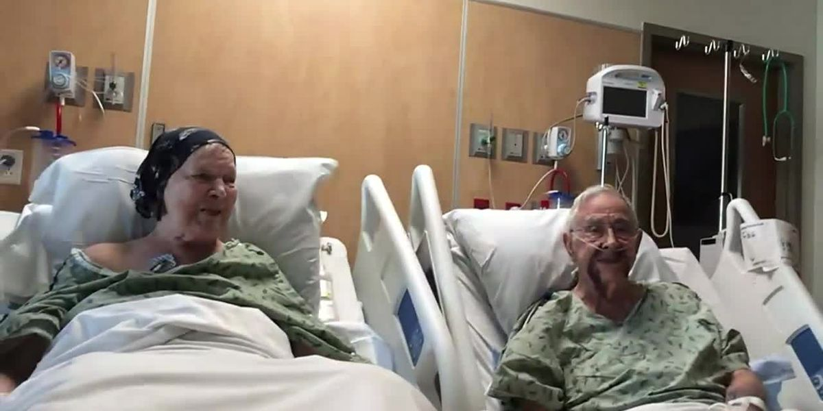 Ariz. couple hospitalized day apart after testing positive for COVID-19