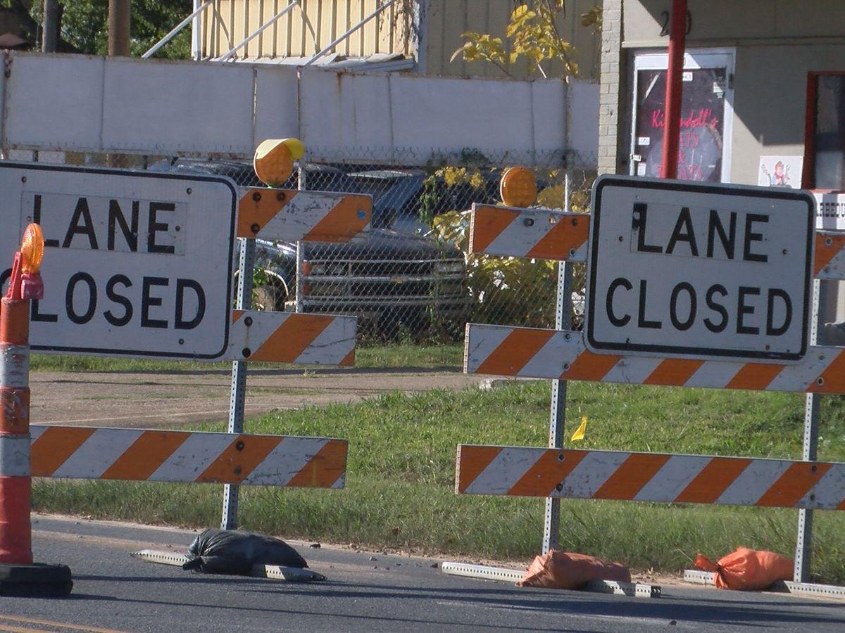 Frustration builds over East 70th Street roadwork