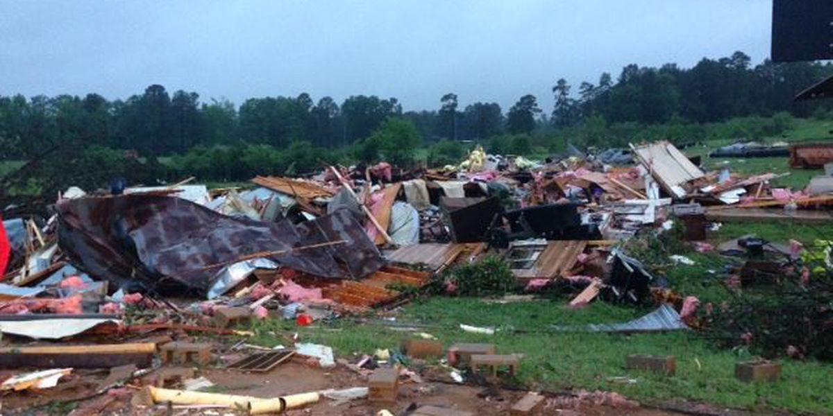 NWS: Deadly Nashville, AR tornado was an EF2