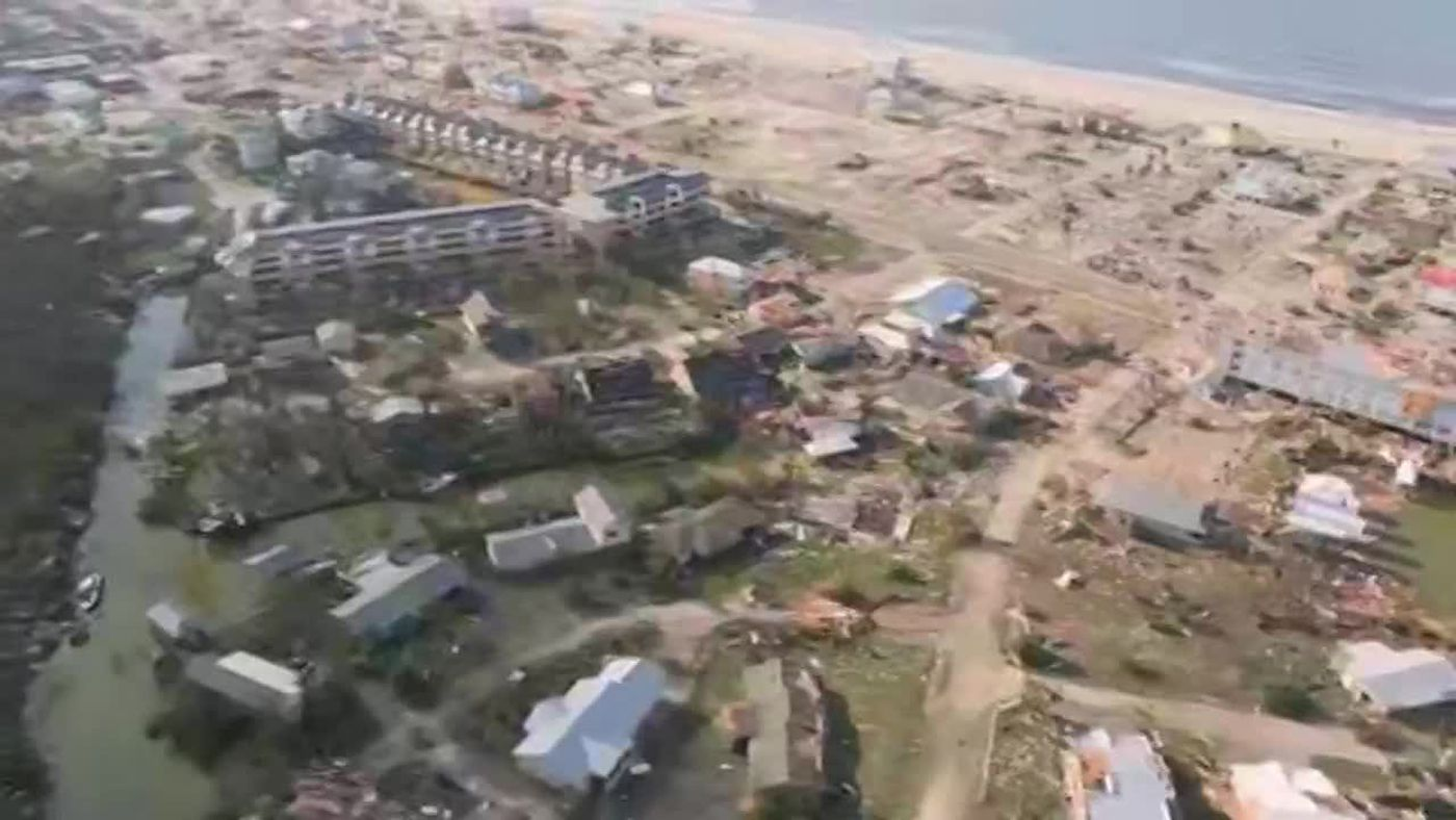 Mexico Beach destroyed