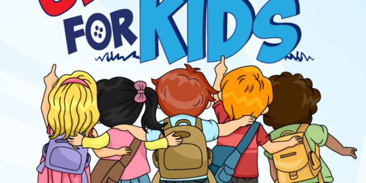 Friday's the last day to drop off uniforms for Uniforms for Kids