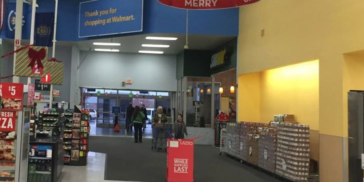 walmart christmas trees taken down for space not over complaint - Walmart Christmas Commercial