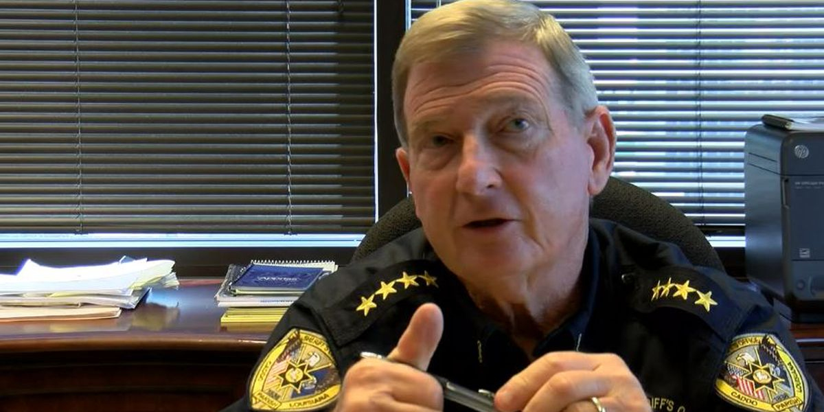 Caddo sheriff lobbies for Ben Raymond to be police chief