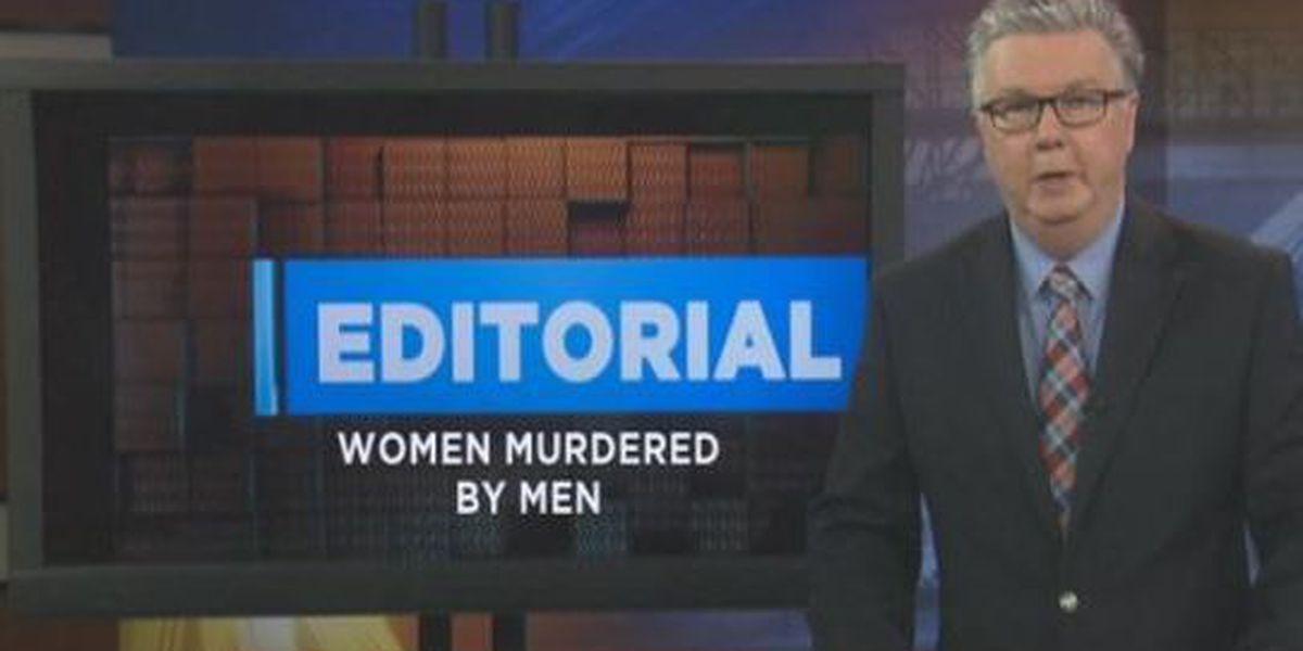 Editorial: Women murdered by men