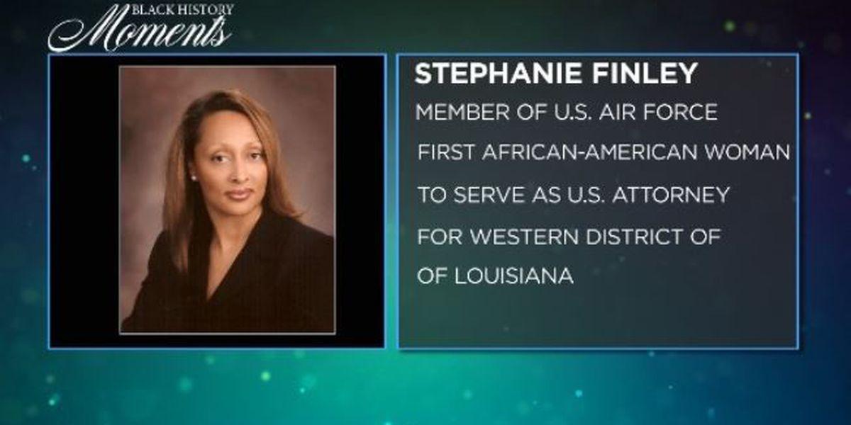 Black History Moments: Stephanie A. Finley
