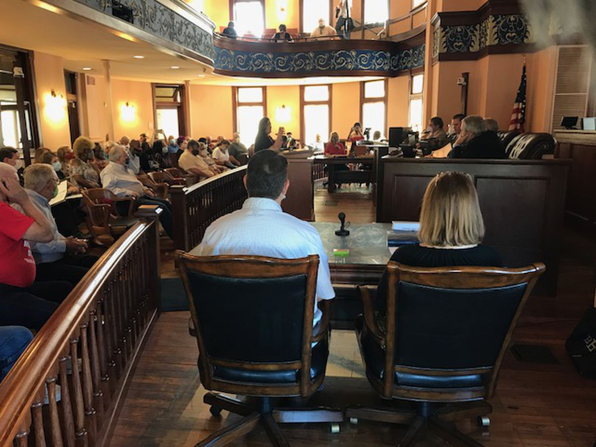 Confederate statue to remain at Harrison County Historic Courthouse