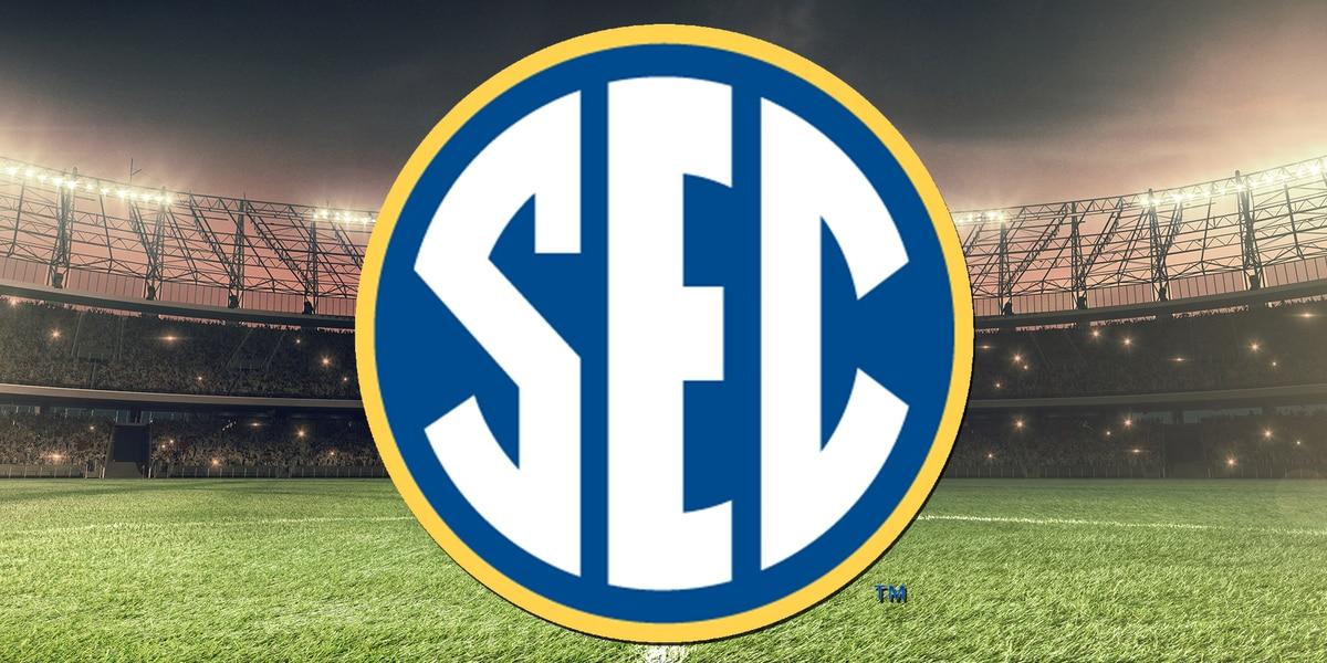 SEC football: Rivalry Week TV and kickoff times
