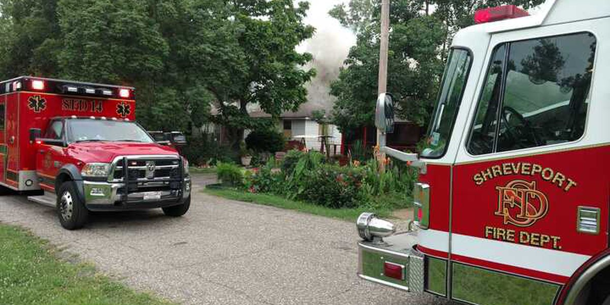 SFD extinguishes house fire; firefighter treated for heat exhaustion
