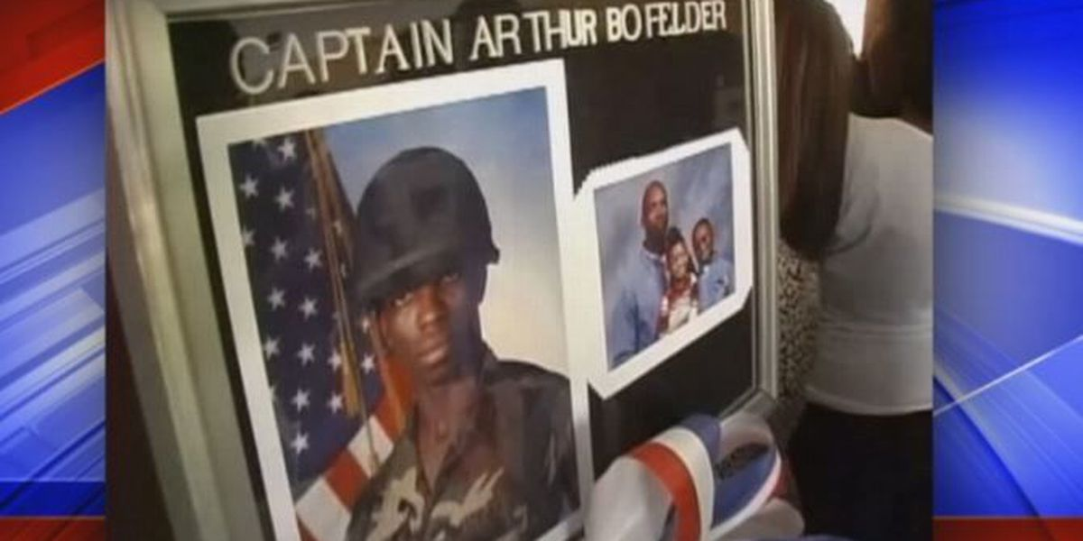 SWAR mother marks 10 year since soldier son killed in Iraq