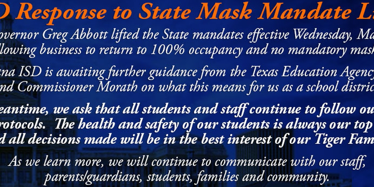 Teachers, parents weigh in on lifting of mask mandate in Texas
