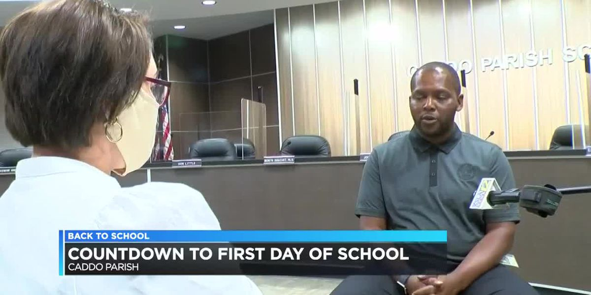 Goree urges parents to get students to practice wearing masks