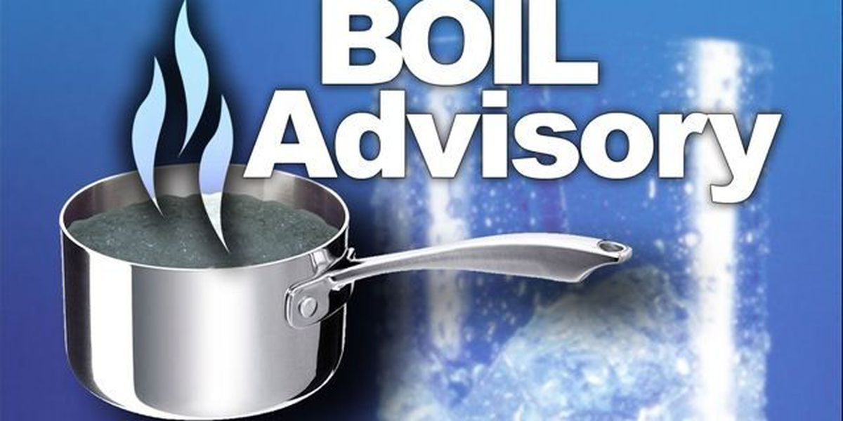 Boil orders and advisories in the ArkLaTex