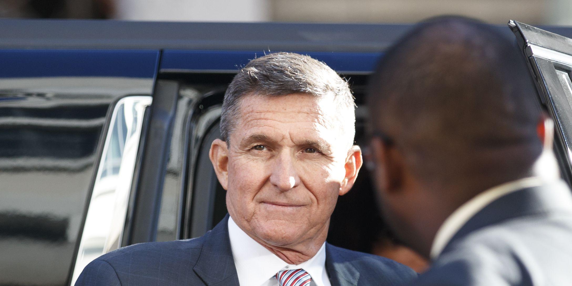Ex-Trump aide Michael Flynn seeks to withdraw guilty plea