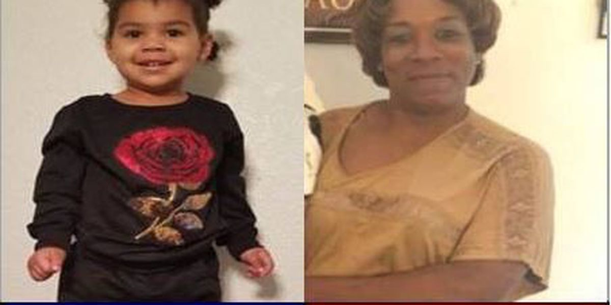 Amber Alert discontinued for missing Texas toddler