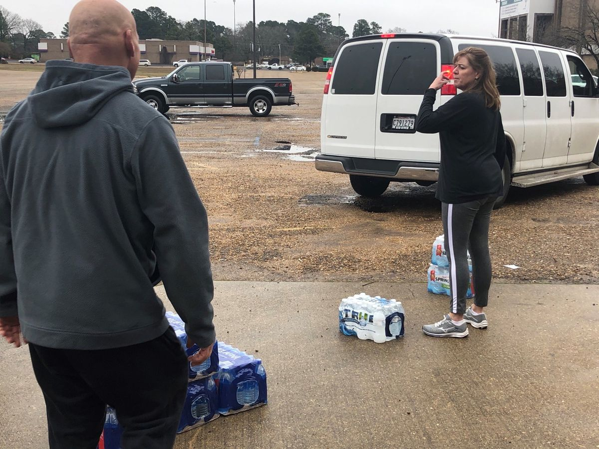 United Cajun Navy helping out in Shreveport after severe winter weather