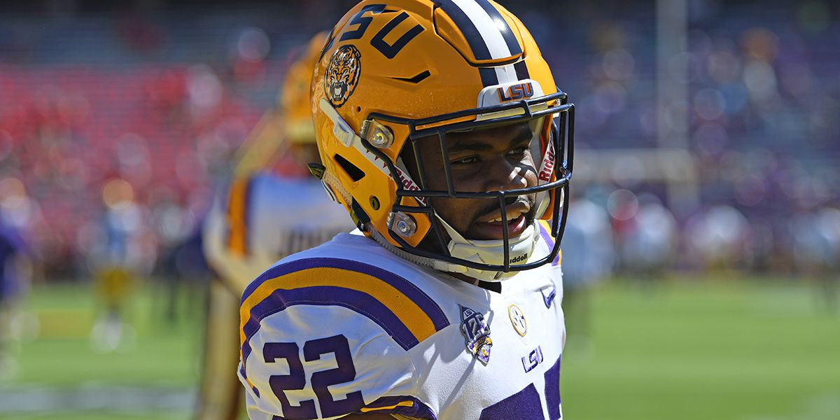 A long, winding road to success for LSU RB Clyde Edwards-Helaire