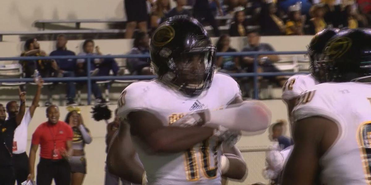 Grambling St. defeats Jackson State 44-21