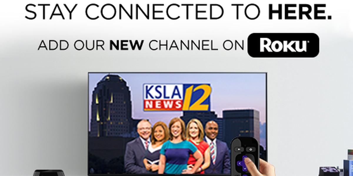 Watch KSLA News 12 on Roku and Amazon Fire TV