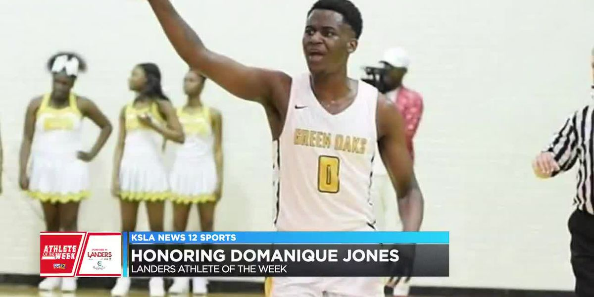 Athlete of the Week: Honoring the late Domanique Jones, of Green Oaks High