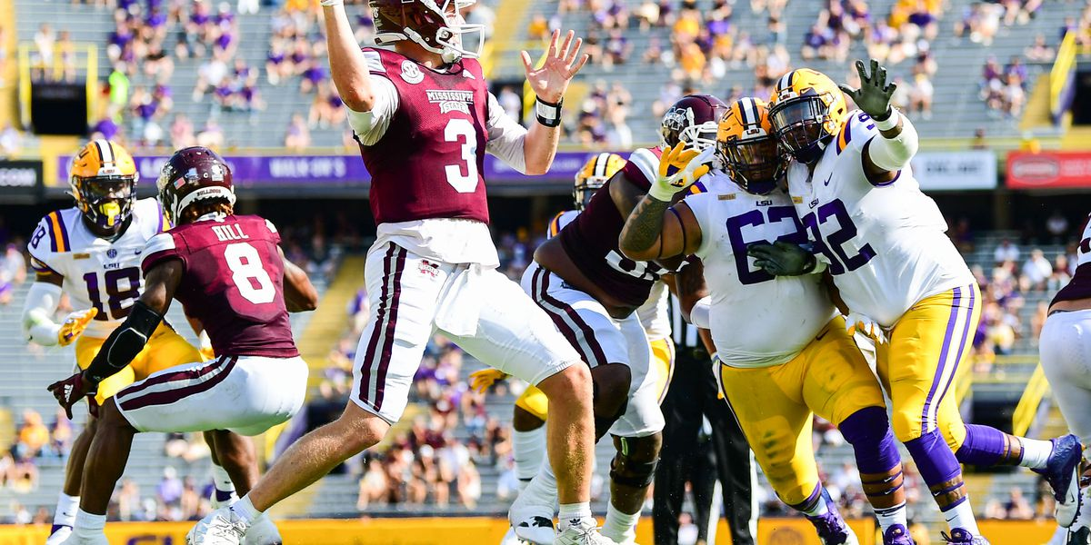 """Coach Orgeron shoulders the blame on LSU loss: """"Put it on me"""""""