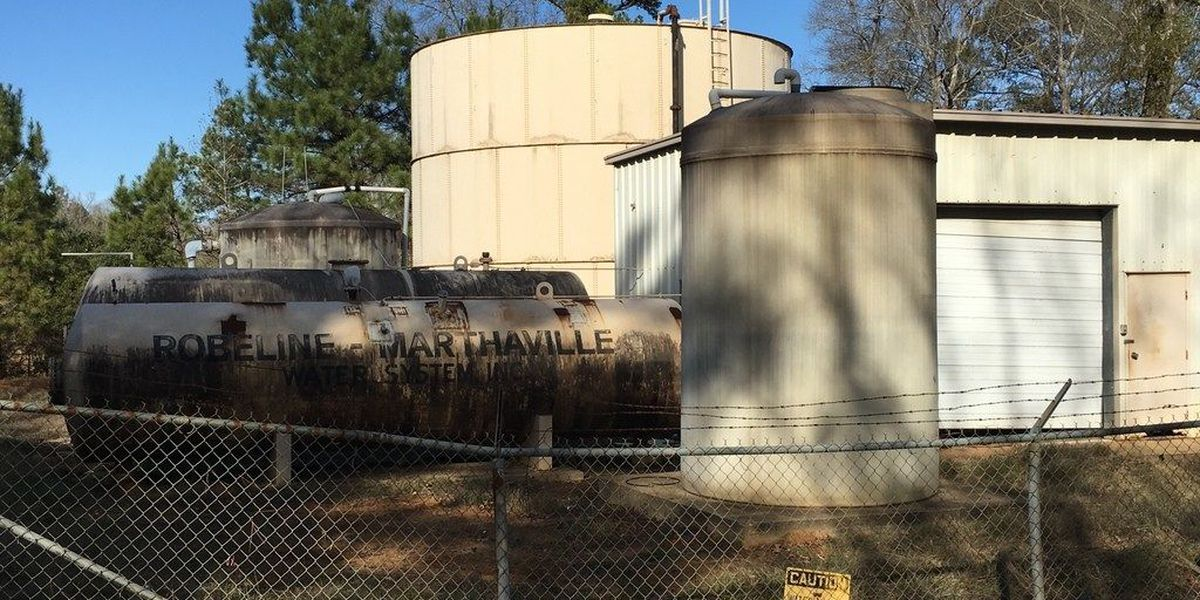 Emergency funding approved for repairs to aging Robeline-Marthaville Water System