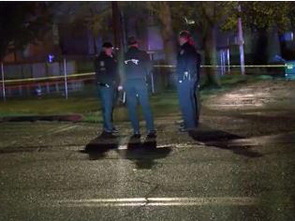 Man injured in officer-involved shooting