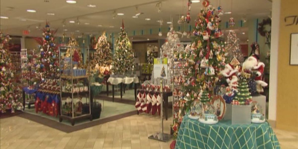 Bossier City police on lookout for holiday shopping thieves