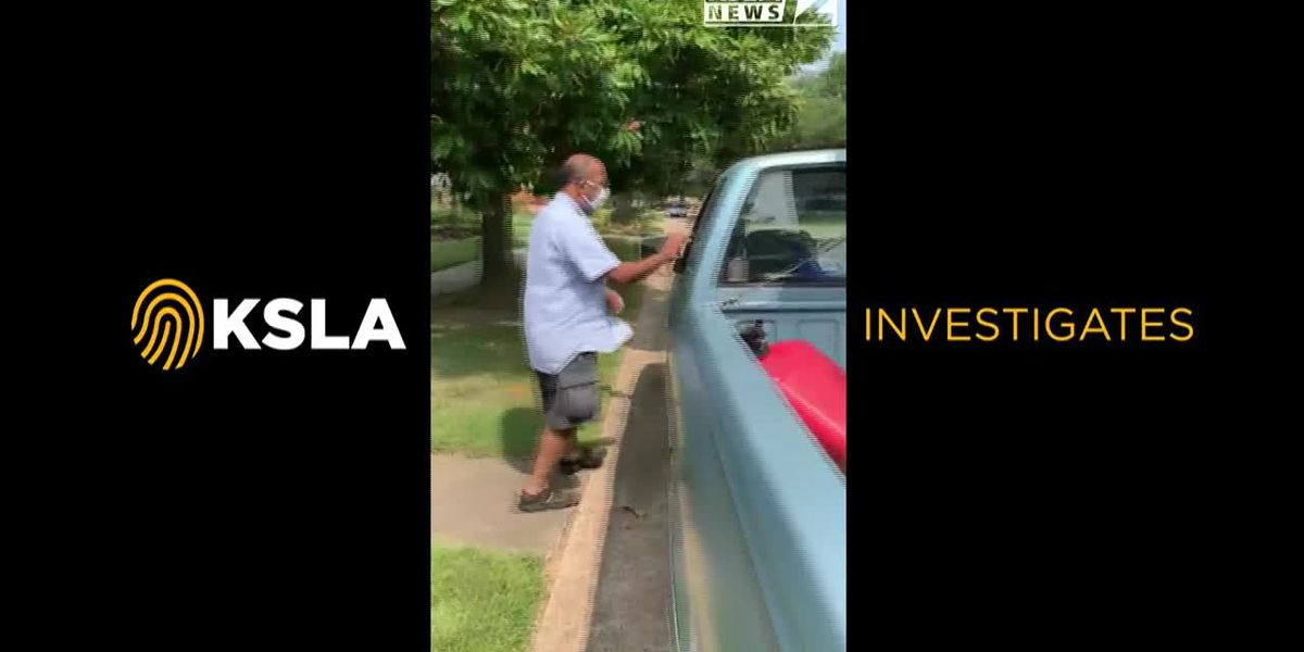 KSLA INVESTIGATES: Judge Emanuel cell phone footage