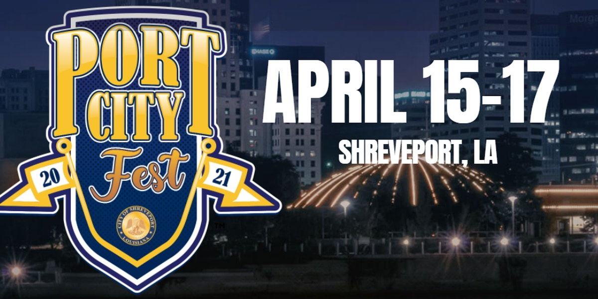 Port City Fest kicks off in Shreveport