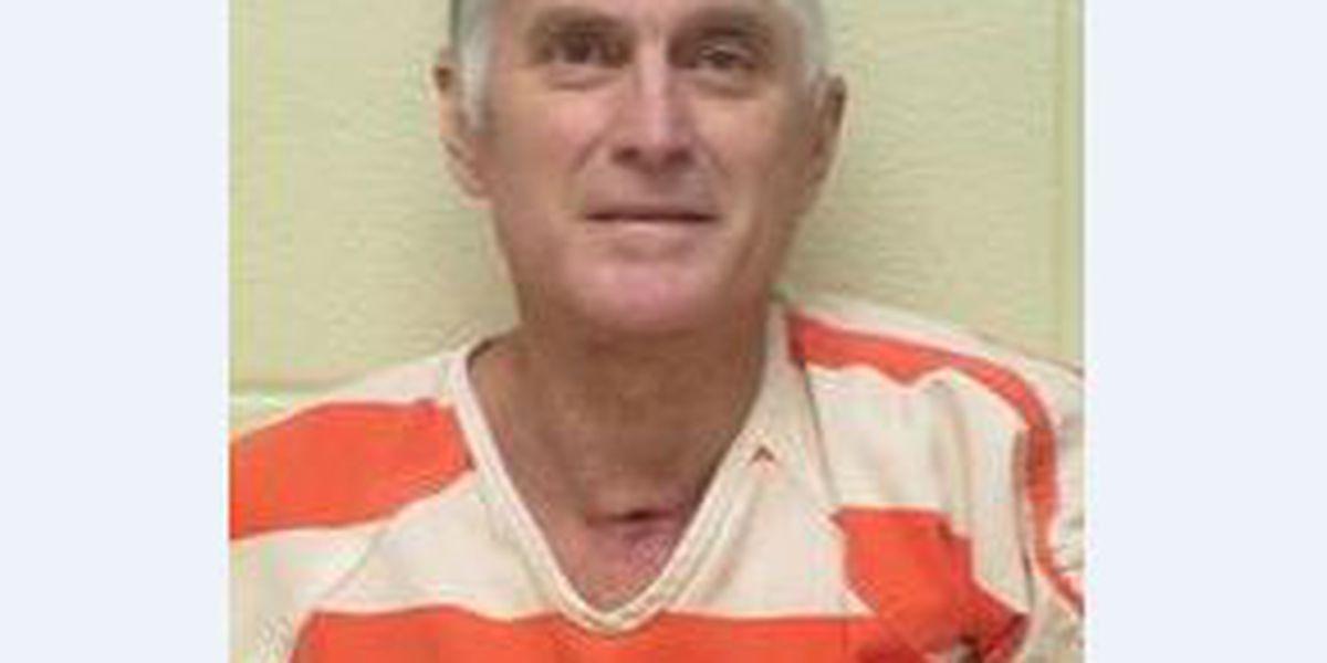 Accused killer Robert Bond booked into Bossier Max