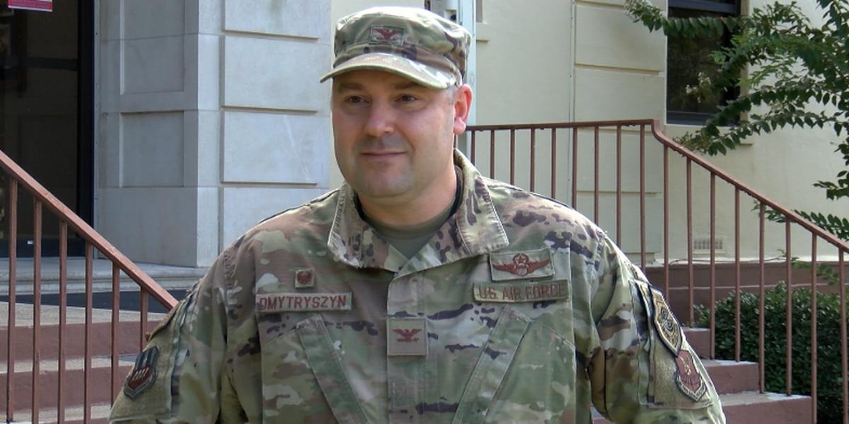 KSLA Salutes: Barksdale's newest 2nd Bomb Wing commander