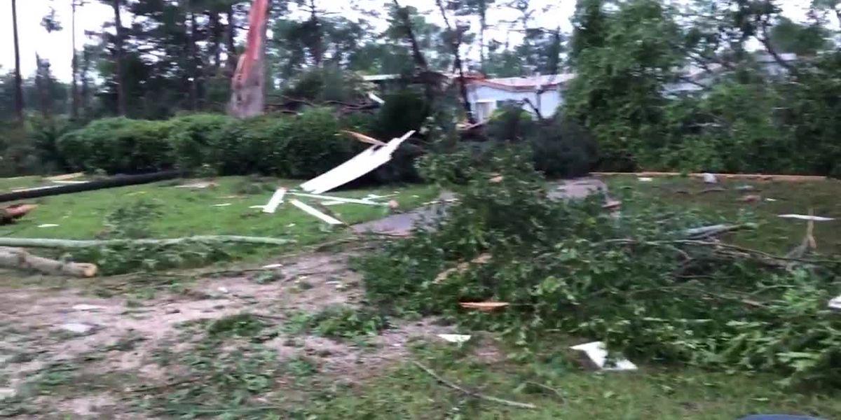 46 homes destroyed in deadly Onalaska storm