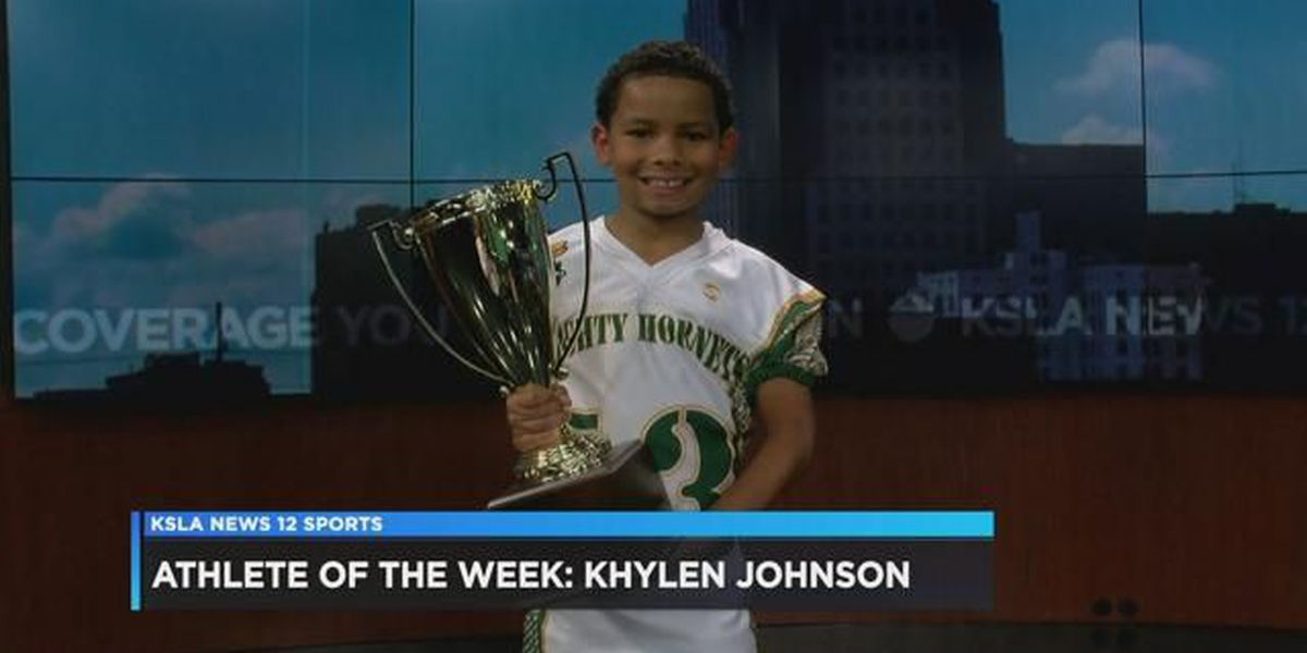 Landers Athlete of the Week: Khylen Johnson