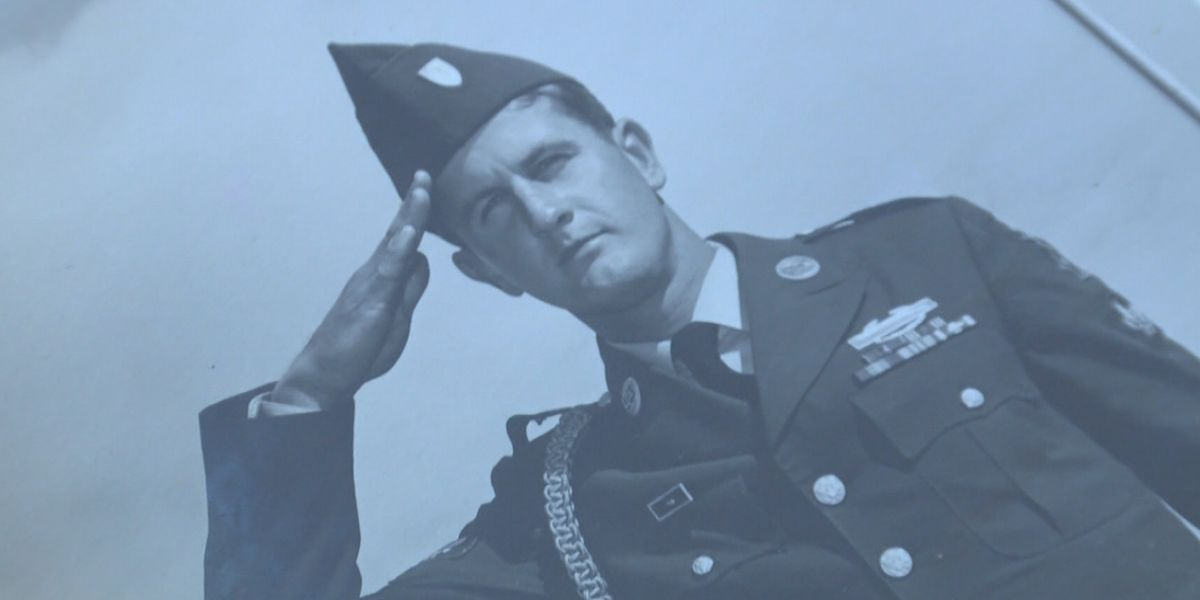 KSLA Salutes: Bronze Star recipient, Lloyd McKenzie