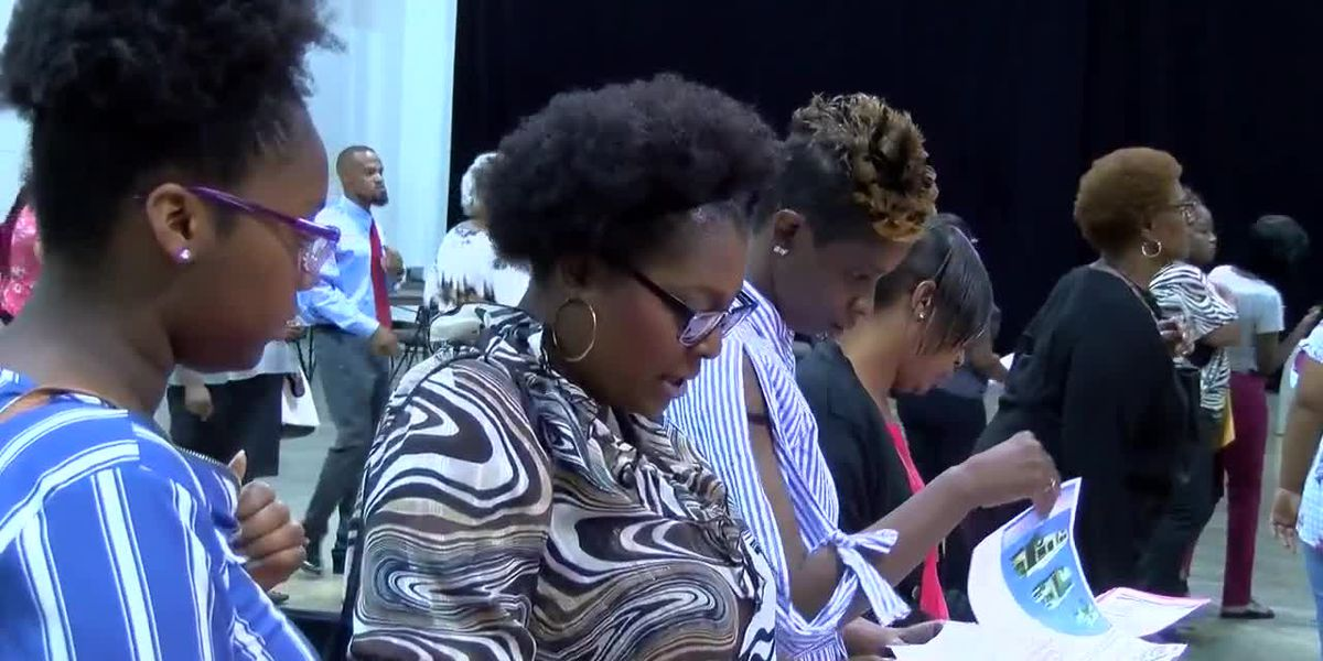 Job fair held in Shreveport