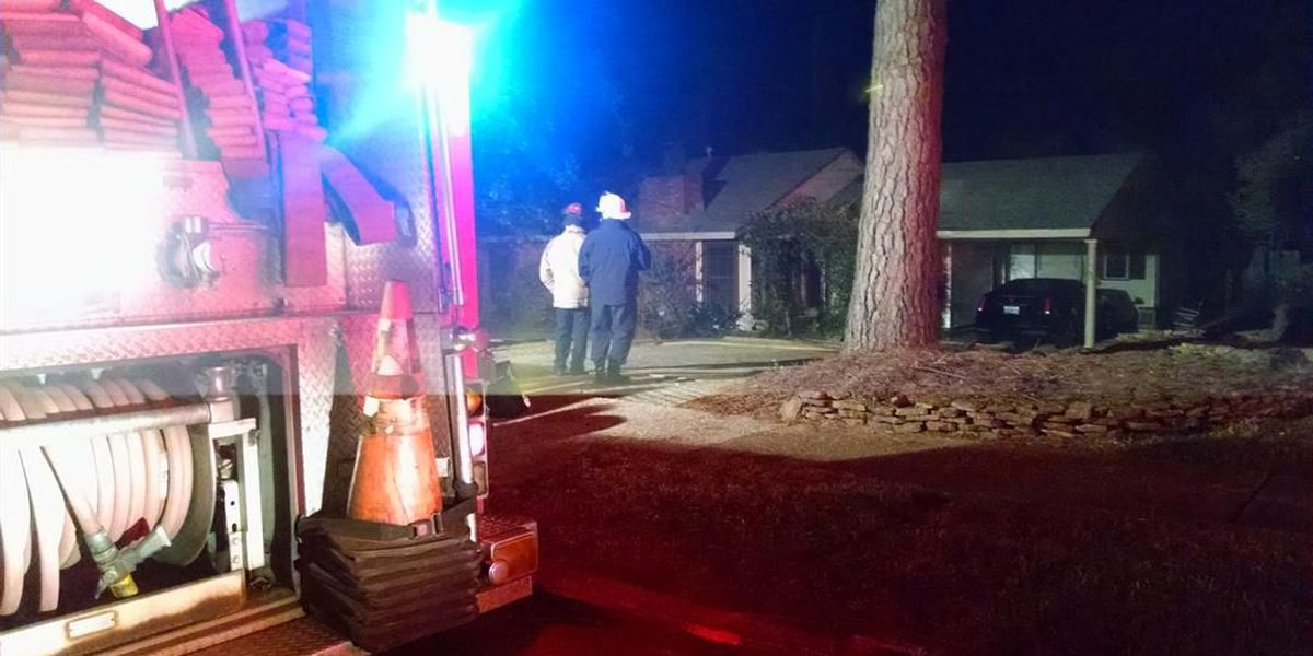 Homeowner escapes early morning house fire in Shreveport