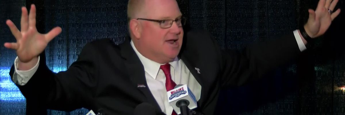 """Temple Coach Ed Foley is in """"heaven"""" ahead of Walk-Ons Independence Bowl"""