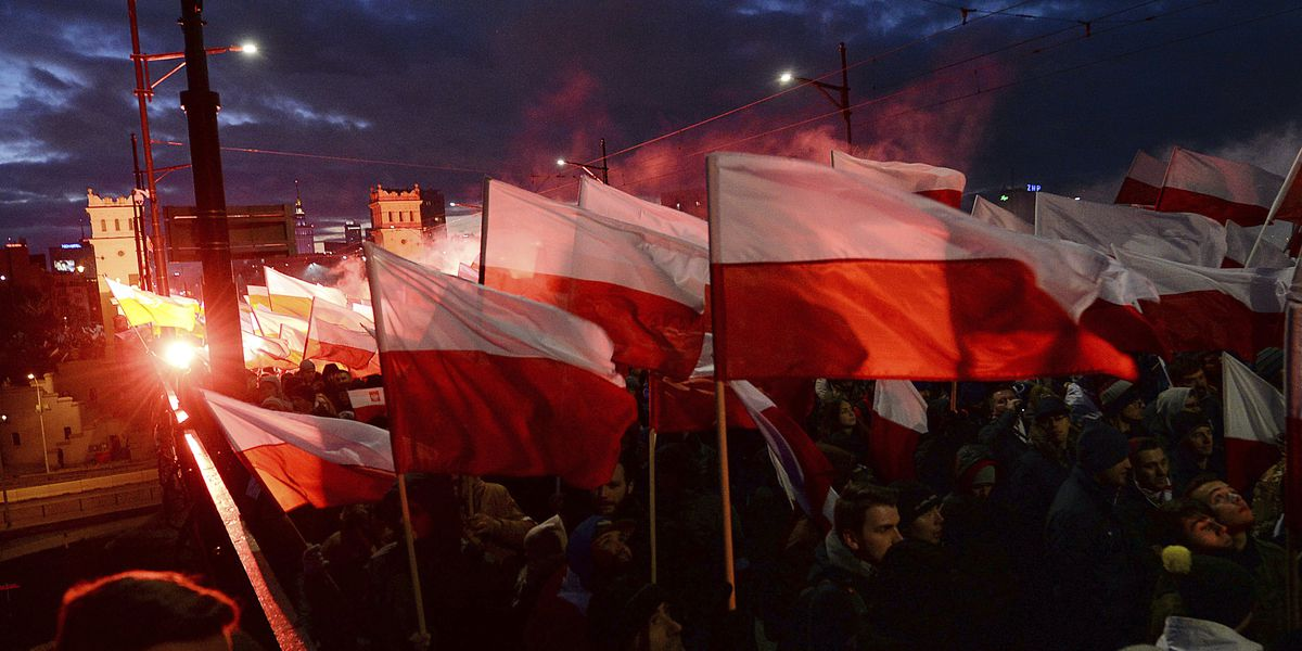 The Latest: Warsaw court nixes city's far-right march ban
