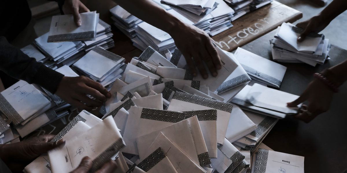 Madagascar starts counting ballots in presidential race